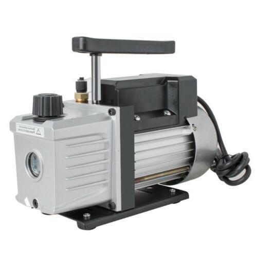3 CFM Pump 5 Gallon Chamber Kit w/ Lid Hose Air