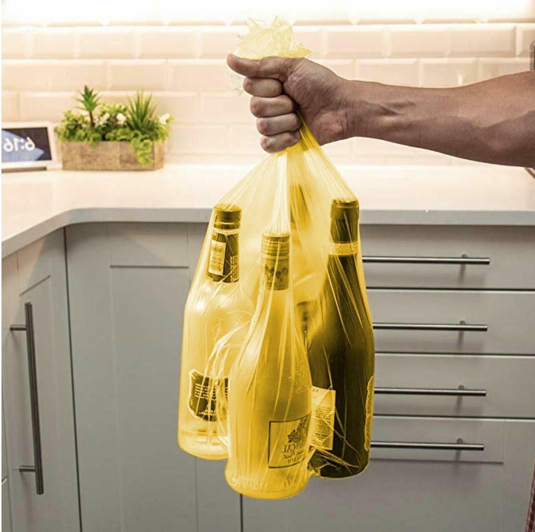 2.6 Gallon Bags Bathroom Trash Can Liners