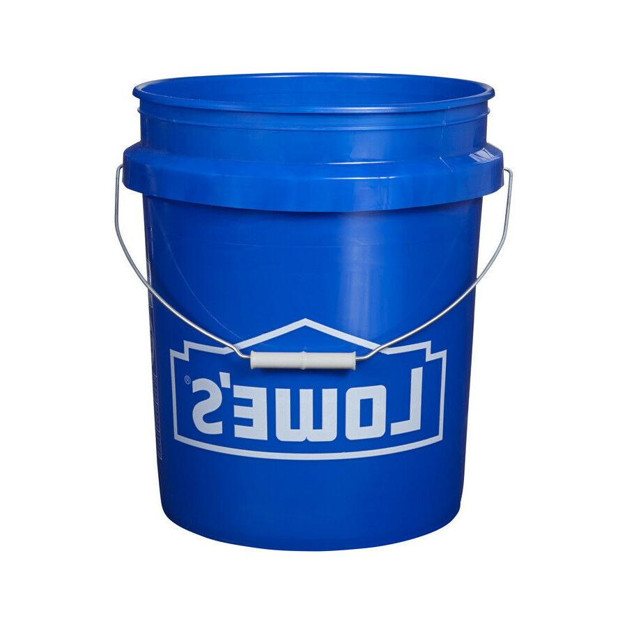 5 gallon all purpose bucket commercial storage