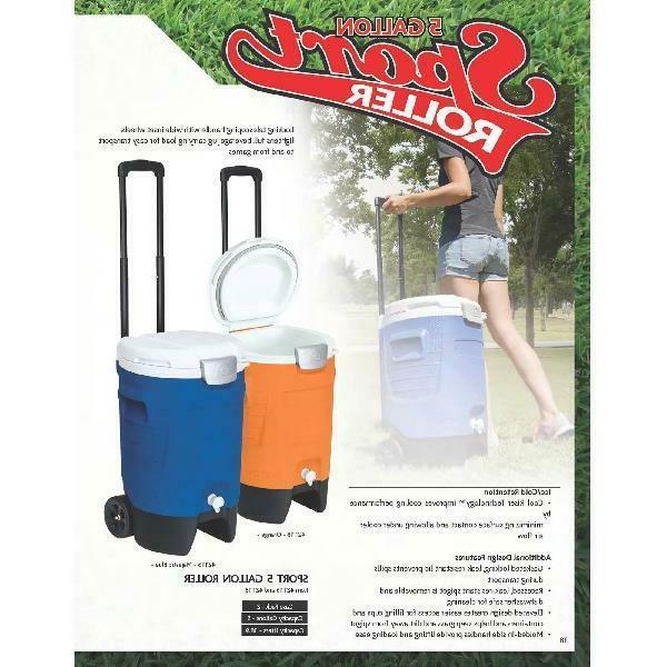 Igloo 5-Gallon Beverage