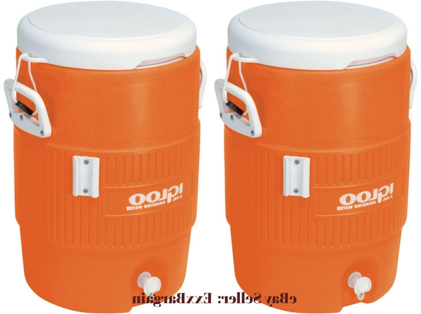 5 gallon heavy duty beverage sports outdoor