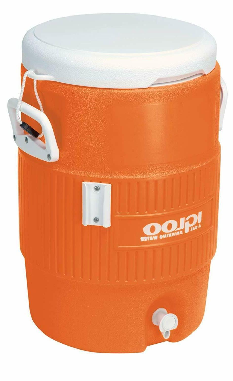 Igloo 5 Gallon Seat Top Beverage Jug with Spigot