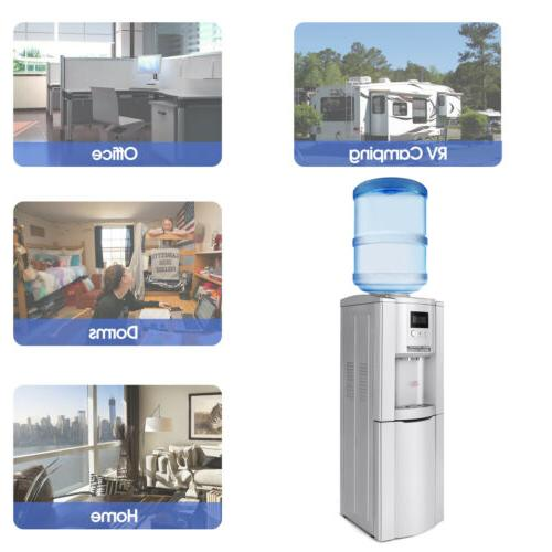 5 Hot/Cold Water Cooler Loading Safety