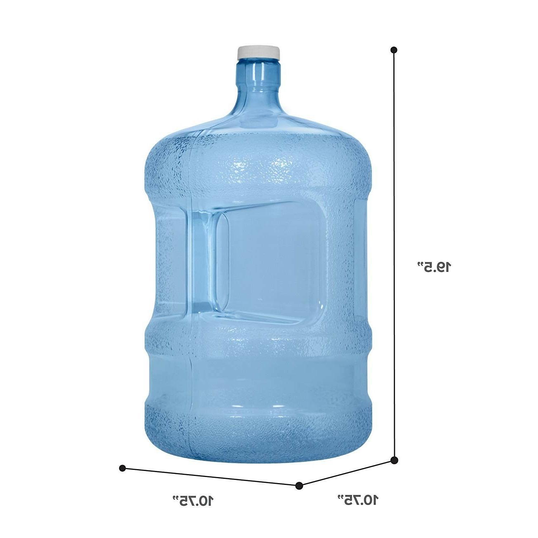 5 Gallon Plastic Reusable
