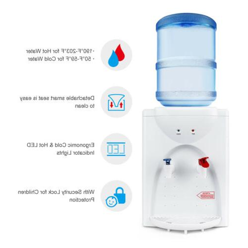 5 Hot/Cold Water Cooler Child