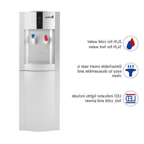 5 Gallon Loading Electric Hot/Cold Cooler Dispenser
