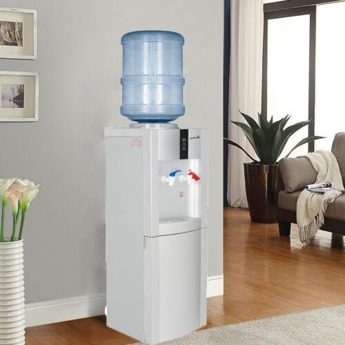 5 gallon top loading electric freestanding hot