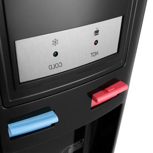 5 Gallon Stainless Cooler Dispenser Home Office
