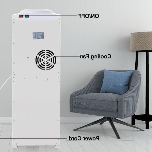 5 Gallon Water Dispenser Hot/Cold