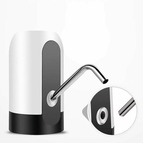 5 Gallon USB Water Bottle Dispenser Universal
