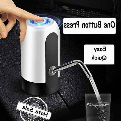 5 Gallon Charging Water Jug