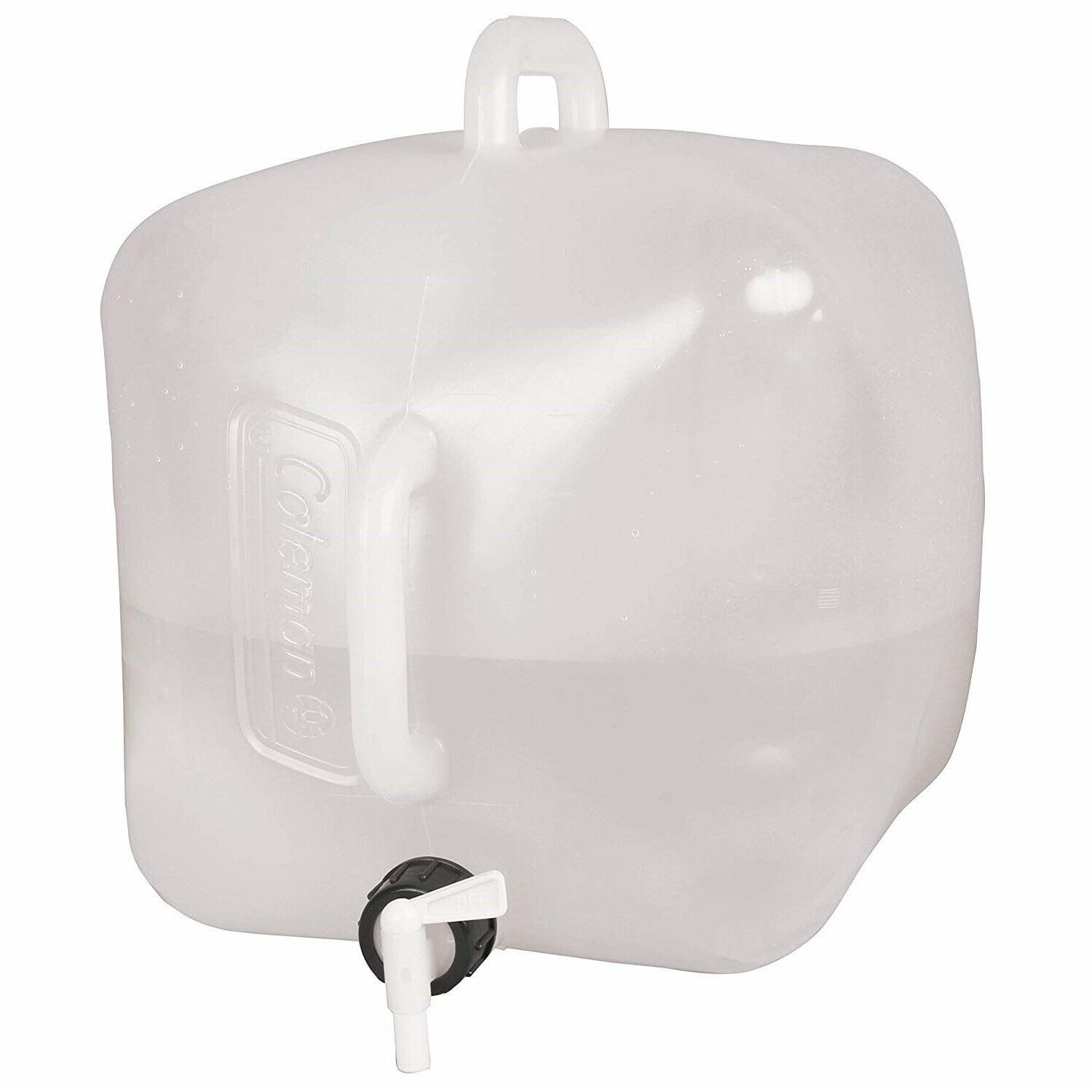Coleman 5 Gallon Water Carrier Collapsible Cooler Camping Co