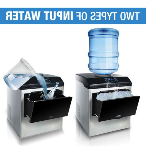 2in1 Built-In Electric Gallon Dispenser Maker Machine