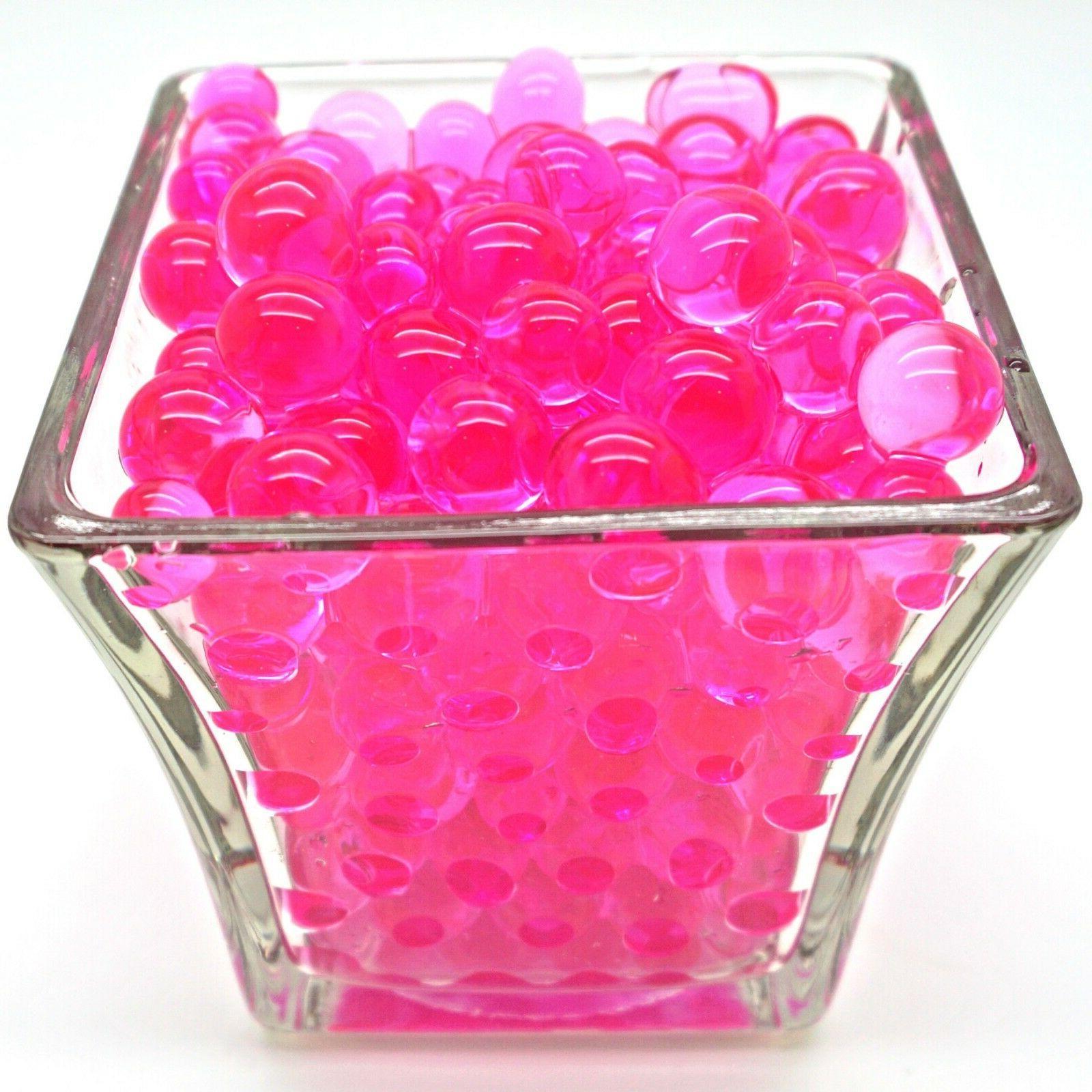 5 Vase Filler Gel Water Beads Free