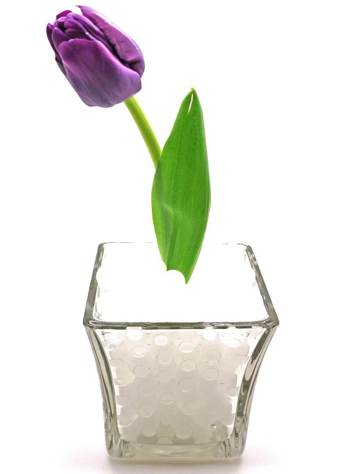 5 gallons white vase filler gel water