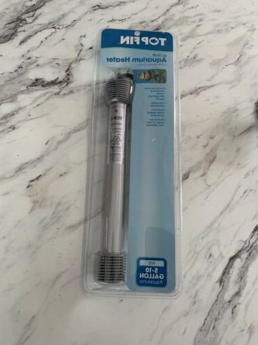 50 watt aquarium heater fits 5 10