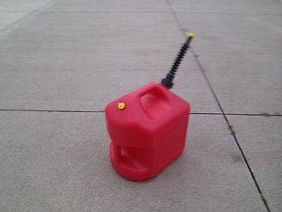 5600 5 gallon 2 handle midwest flexible nozzle/spout
