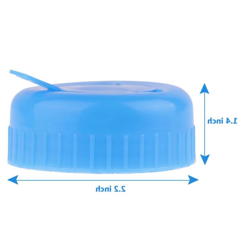 5Pcs Water Bottle Reusable Anti