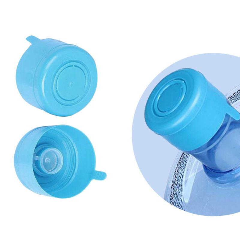 5Pc Blue Reusable Bottle Replacement for Water