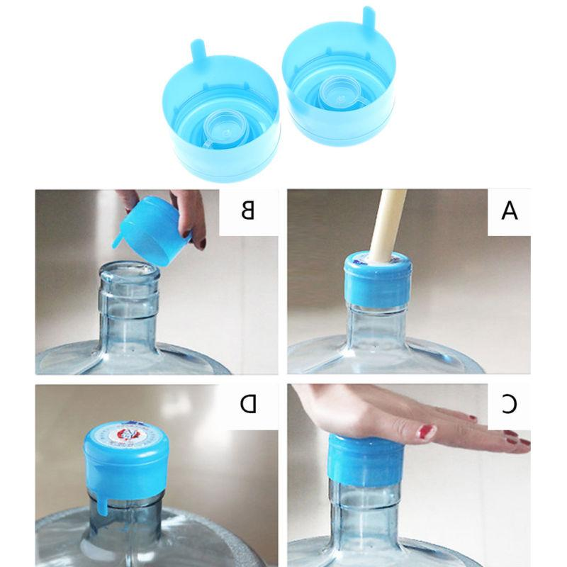 5Pcs reusable water bottle snap for water