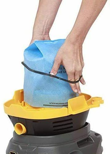 6 Craftsman Shop Vacuum Bag Wet Dry Bags Filter