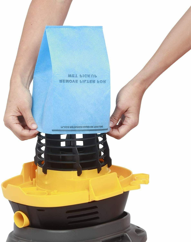 6 PACK Vacuum - 5 Wet Dry