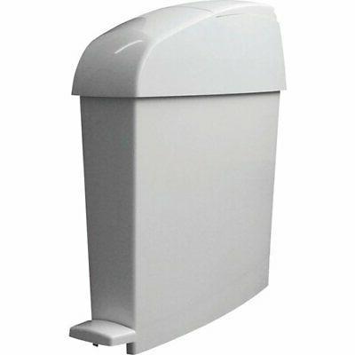 fg402338 sanitary waste bin rectangular