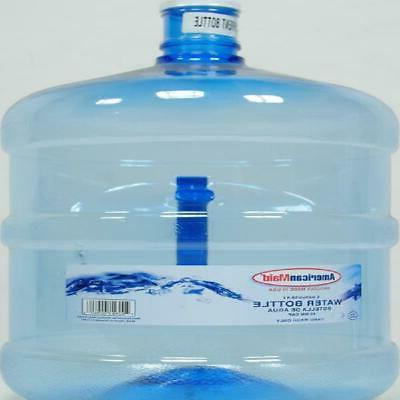 5 Gallon Reusable Bottle Water Container American Made