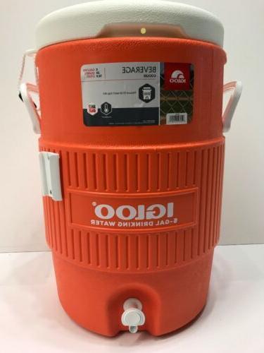 beverage cooler 5 gallon heavy duty sports