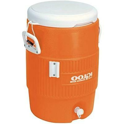 beverage cooler 5 gallon seat top ultimate