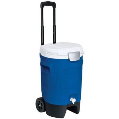 beverage roller drinking water