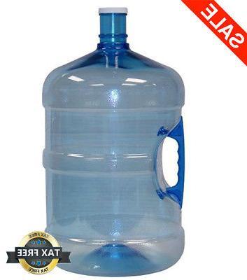 bpa free reusable large 5 gallon water