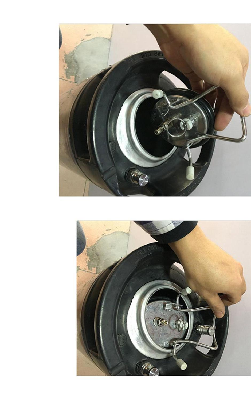 Car film high spray foil pressure can big spray bottle foil kettle