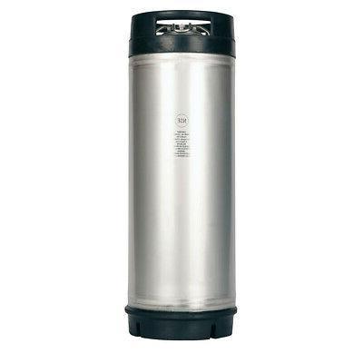 ckn5drhinx stainless steel 5 gallon ball lock