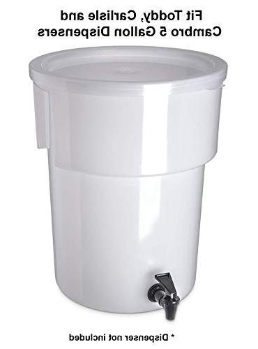 5 Gallon Brew Filter - Stronger and Thicker - Cambro -