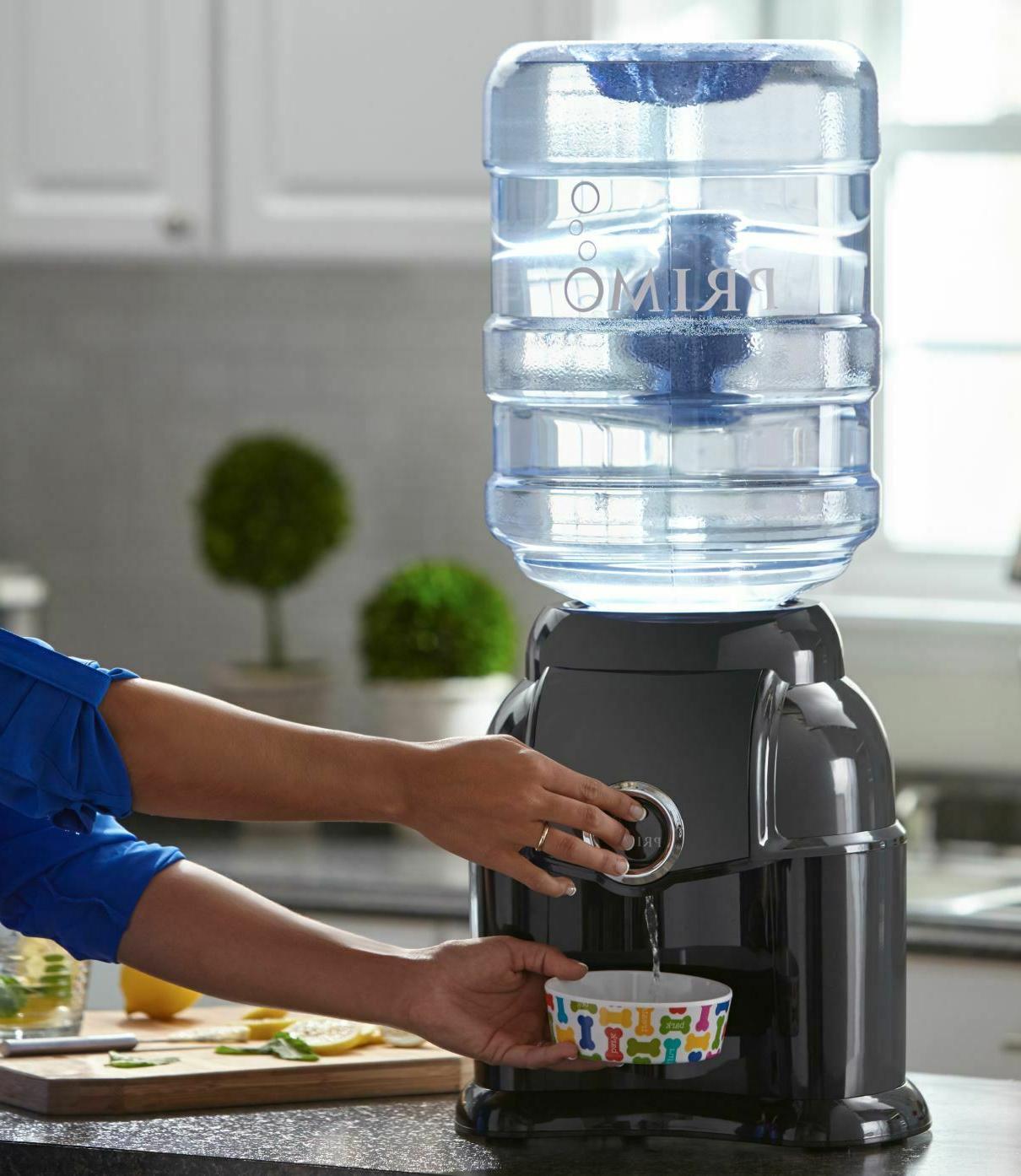 Countertop Water Top 5 Gallon New