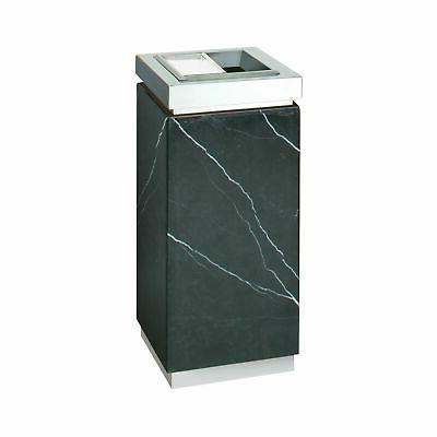 designer line receptacle 5 gallon trash can