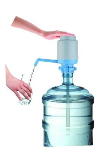 drinking water jug bottle pump