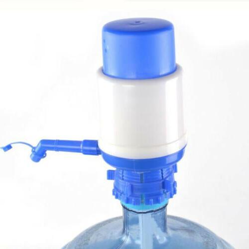 5 gallon bottled drinking water pump hand