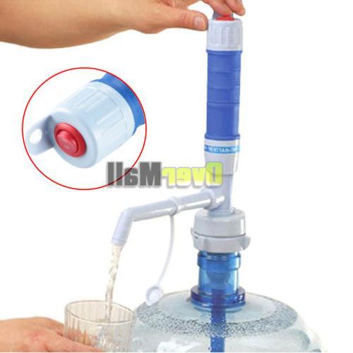 Electric 5 Gallon Pump Dispenser Bottle