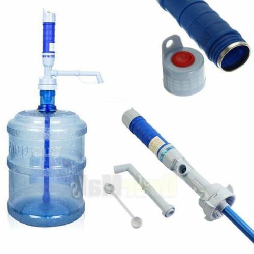 Electric Portable Pump Dispenser Bottle
