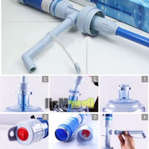 Electric Portable Pump Bottle Funnel
