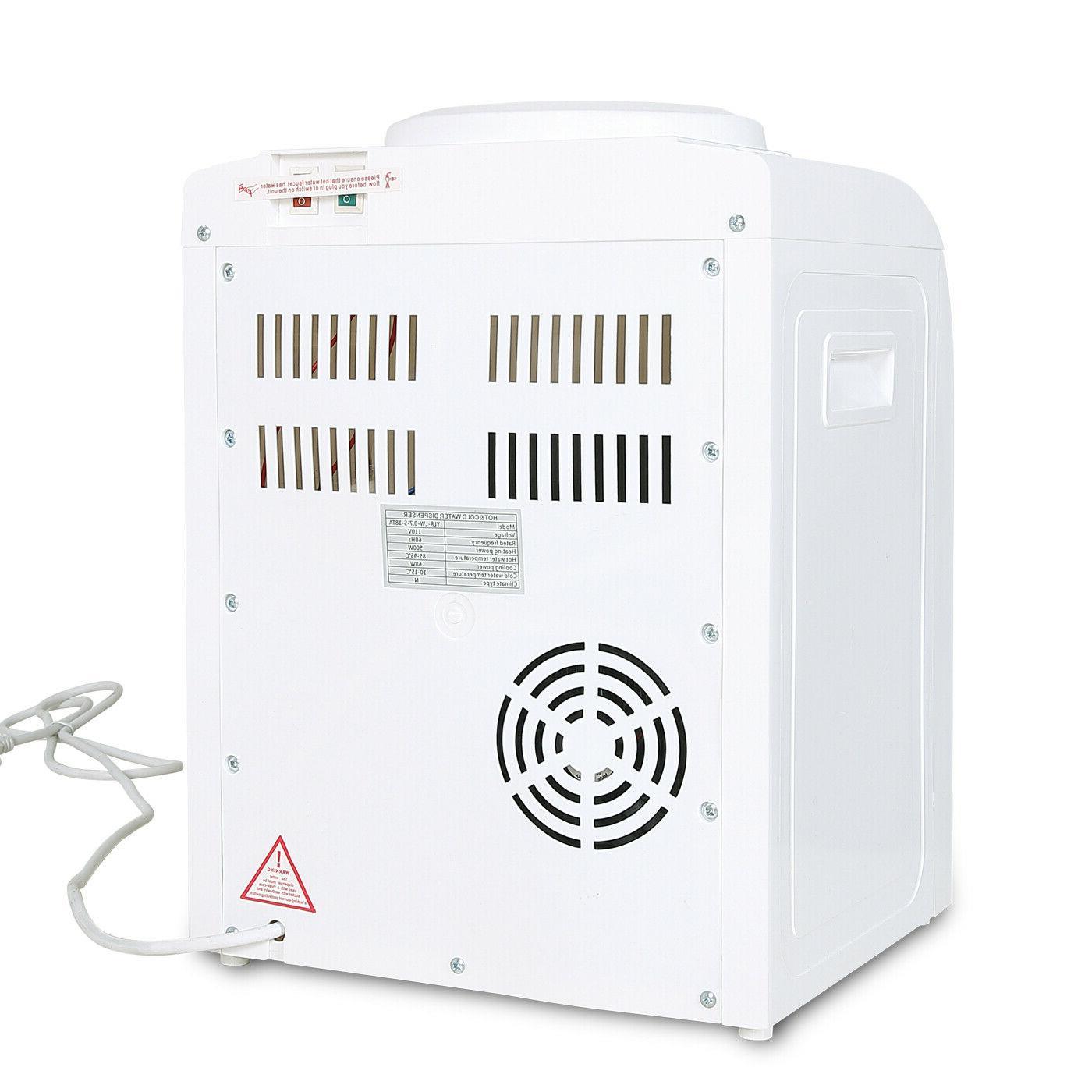 Electric Gallon Cold Desktop Cooler Home