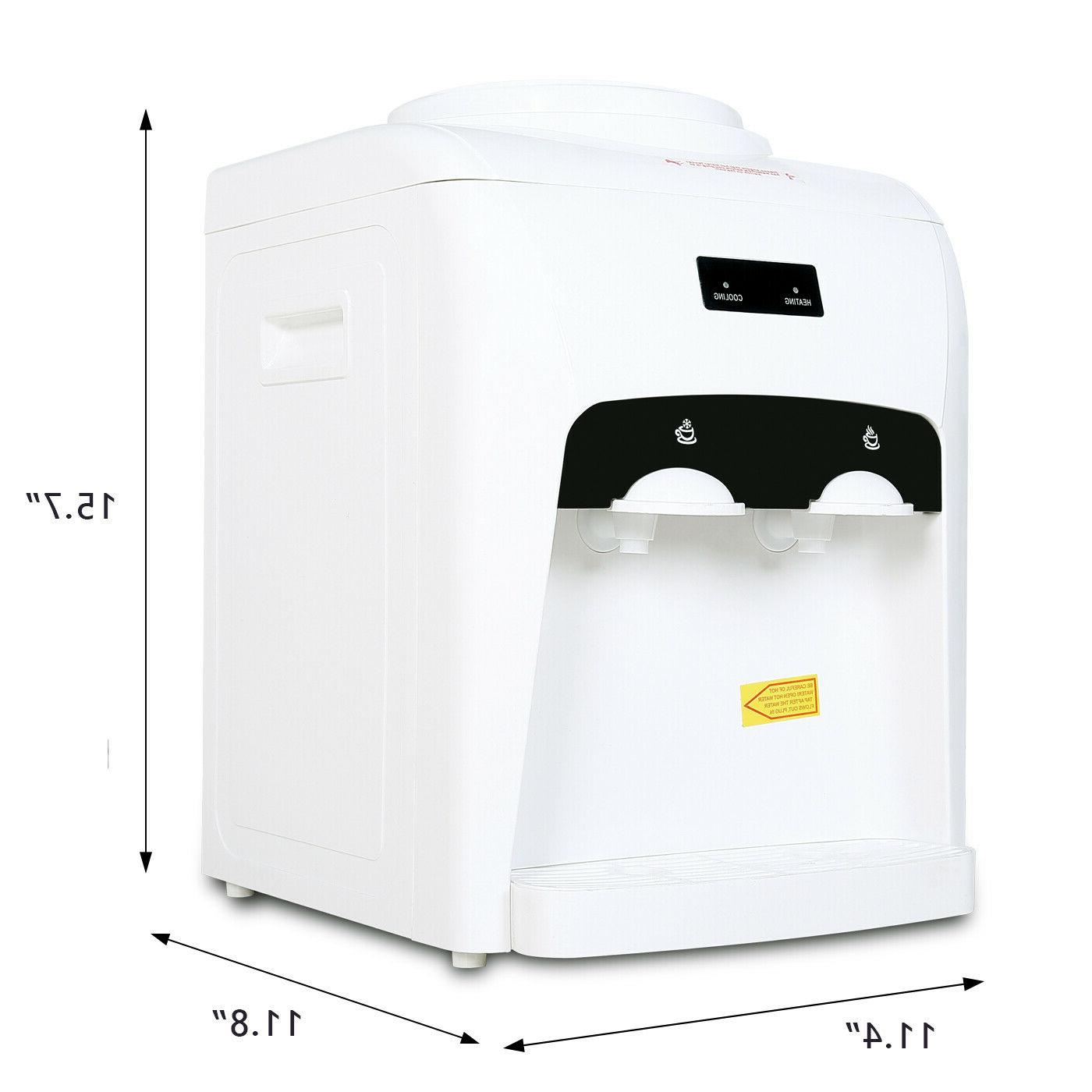Electric Water Gallon Hot Cooler Home Office