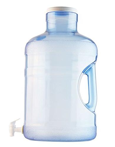 New Wave Enviro Gallon Round Bpa Big Mouth