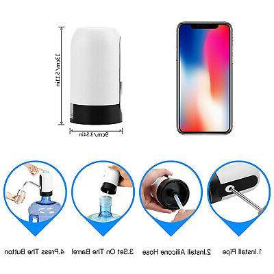 USB Bottle Dispenser 5 Universal