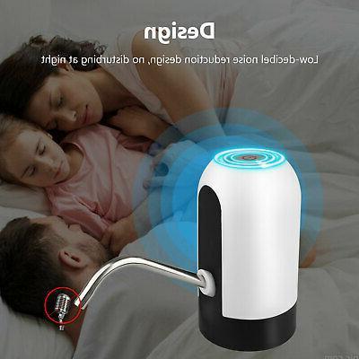 USB Water Bottle Dispenser 5 Universal