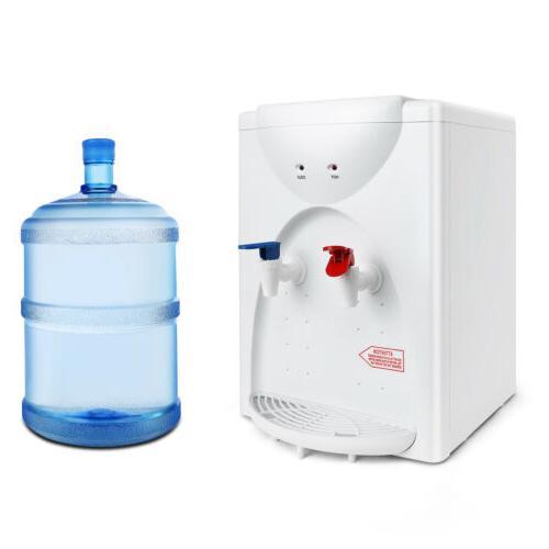 5 Cooler Dispenser Hot White Top Child