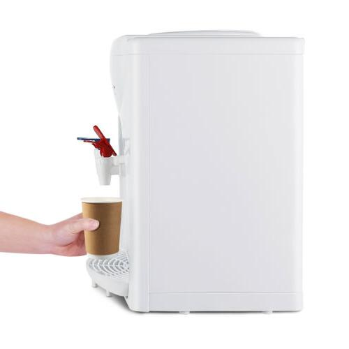 Electric Hot and Cold Water Cooler Gallon Desktop