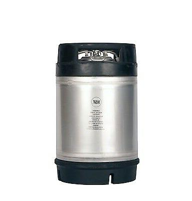 Homebrew Ball Lock Kegs w/Relief Valve - SHIPS FREE